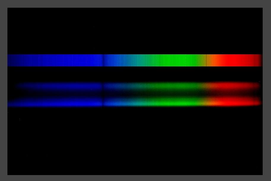 Sezione Spettrografia - AAAV